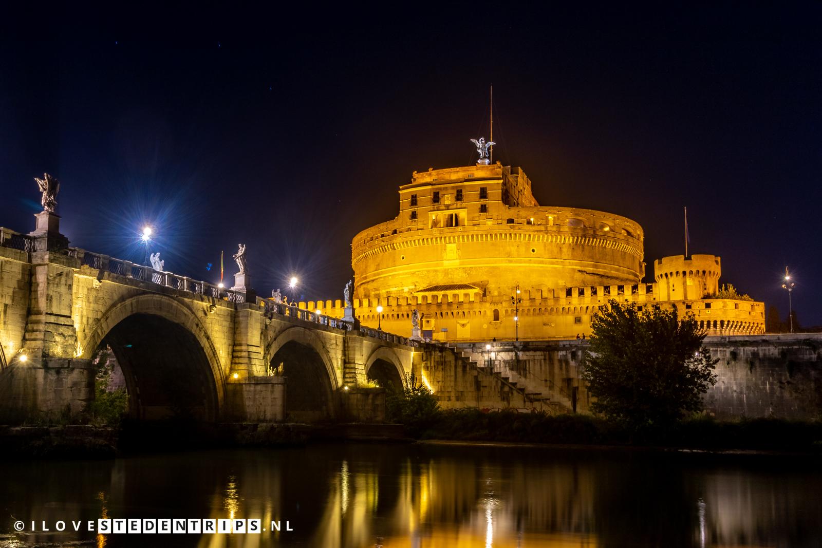 Engelenburcht of Castel Sant'Angelo in Rome