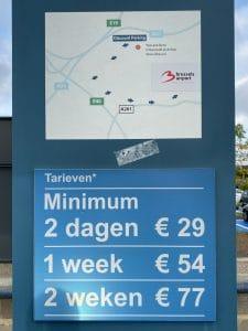 Discount Parking Brussel Airport