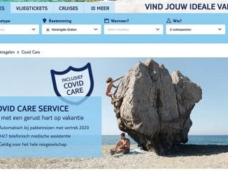 COVID Care Service van TUI