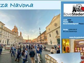 Reisinformatie Rome - Piazza Navona